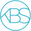 KBS logo blauw